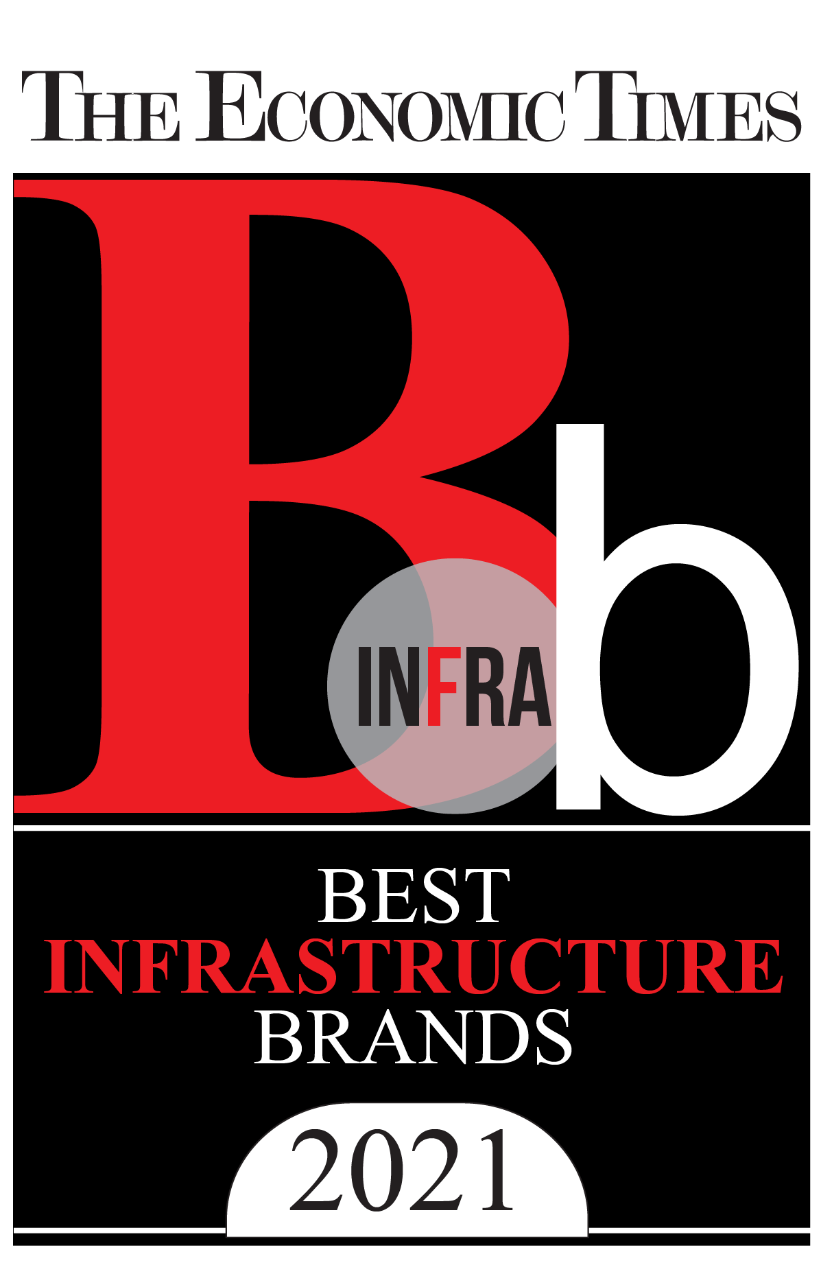 Economic Times Best Infrastructure Brand