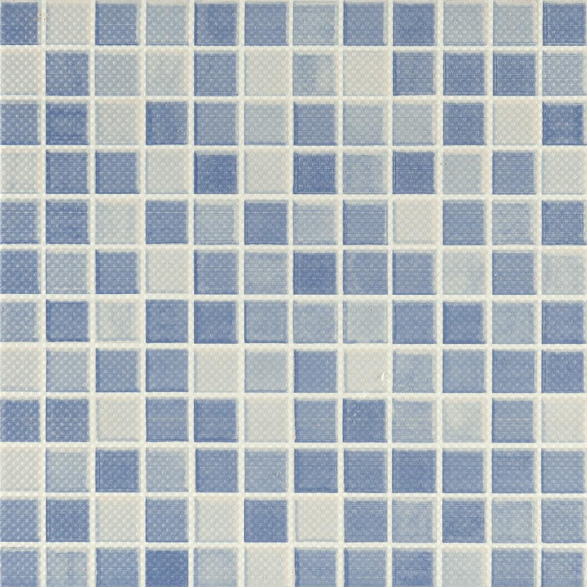 BDM EC Mosaic Blue