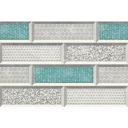 GFT SPH Brick Floral Grey HL