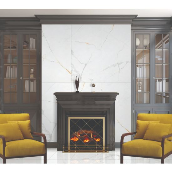 Fire Place Wall and Floor Tiles