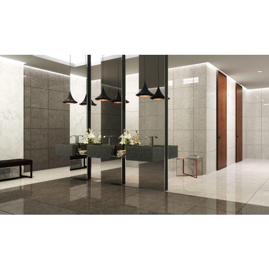 Restaurant Bathroom Wall and Floor Tiles