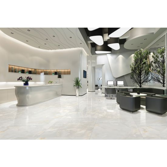 Office Waiting Area Floor Tiles