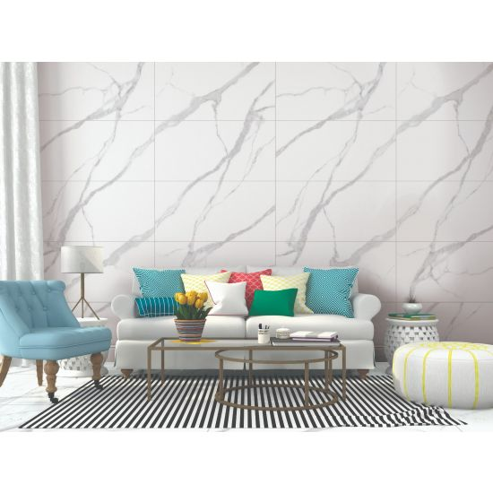 Living Room Wall and Floor Tiles