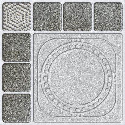 Floor Tiles for Parking Tiles - Small