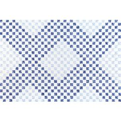 ODH Aliza Blue Mosaic HL