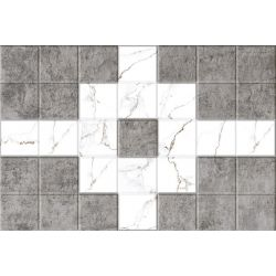 ODH Carara Mosaic Grey Hl
