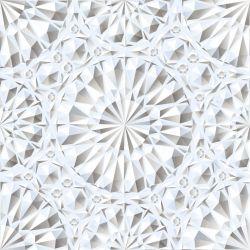 PCG 3D White Diamonds