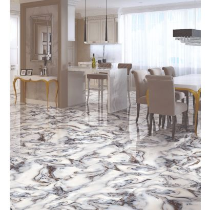 PGVT Swan Marble White
