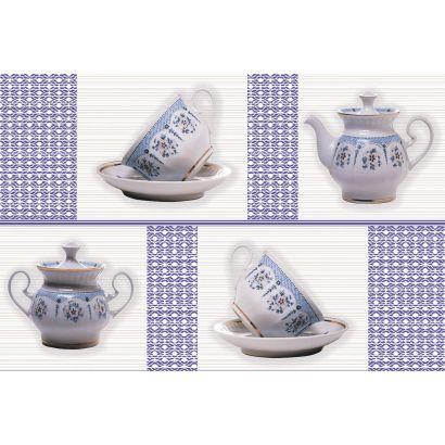 HWH Tea Cup Set Purple HL