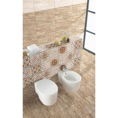 ODH Travertine Flora Hl