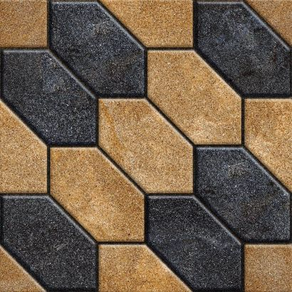 Floor Tiles for Automotive - Small