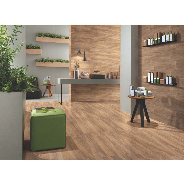Commercial Wooden Floor Tiles