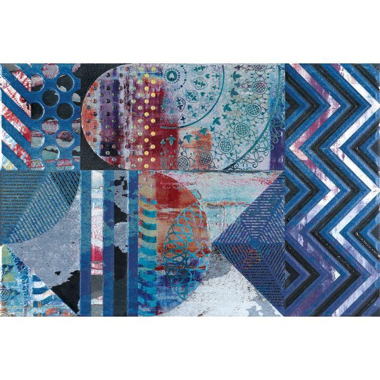 OTF Modern Mosaic Blue