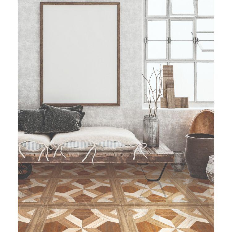 Germ Free Wooden Floor Tiles
