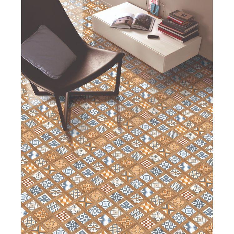 Study Room Floor Tiles