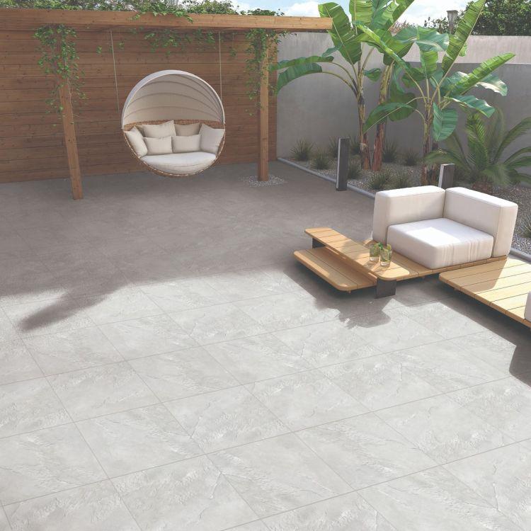 Outdoor Sitting Floor Tiles