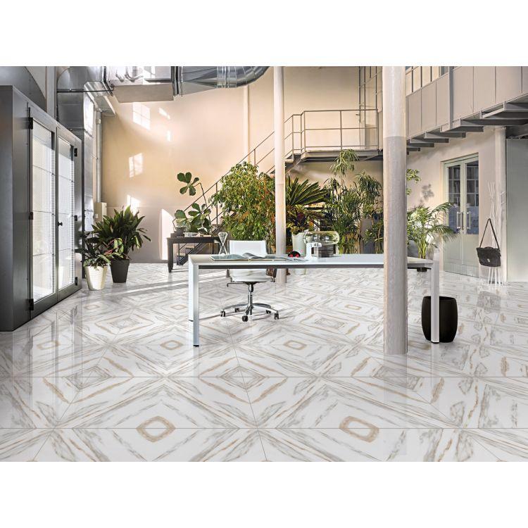 Shop Pgvt Triangle Makrana Bianco Bm Orientbell