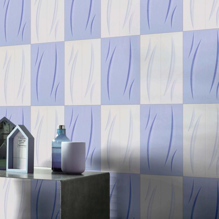 Monochrome Ceramic Wall Tiles
