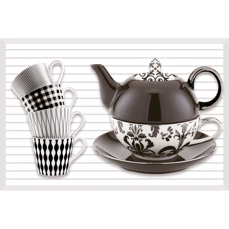 SDH Tea Set Lineas HL1