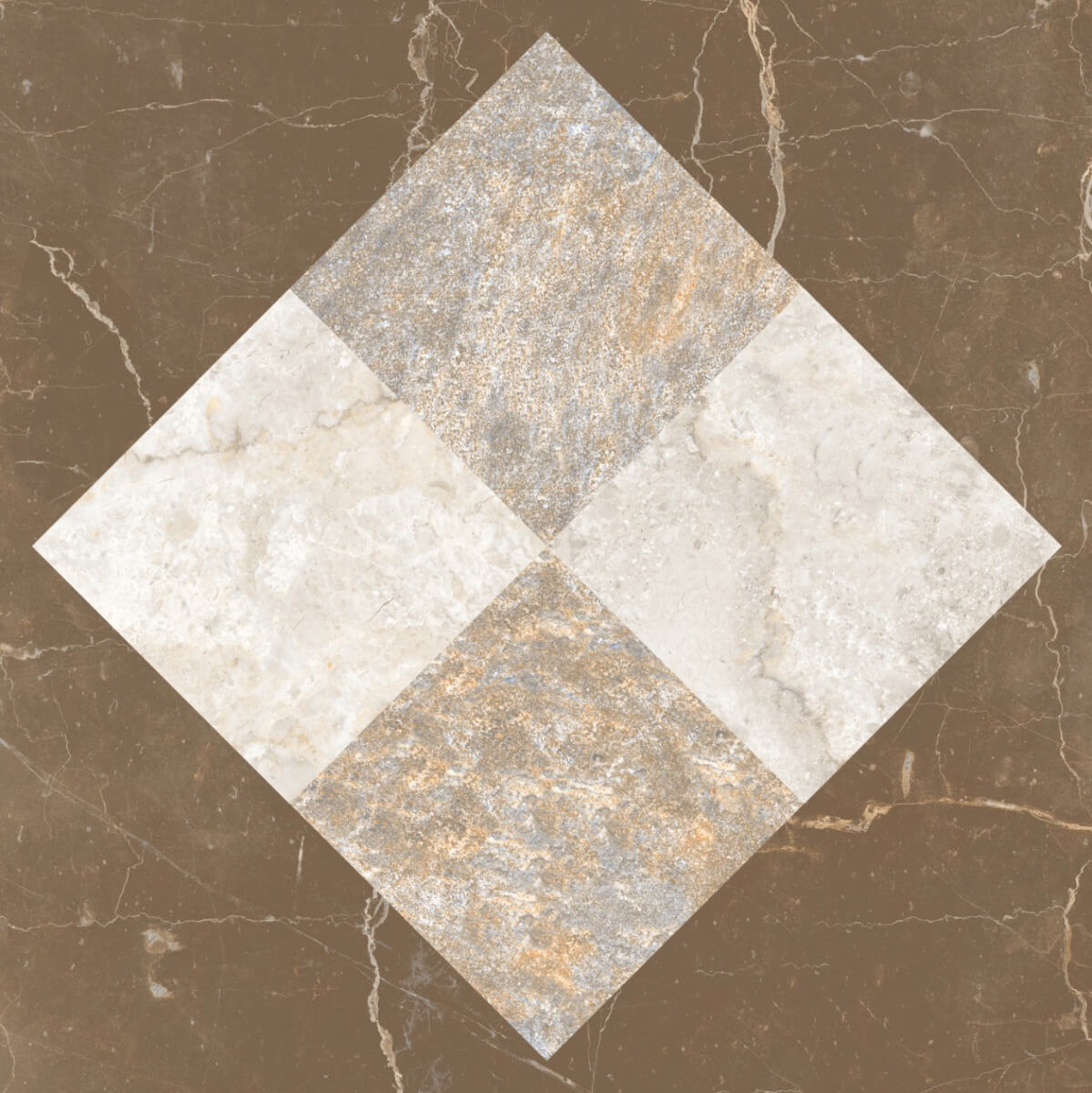DGVT Geometric Natural Stone