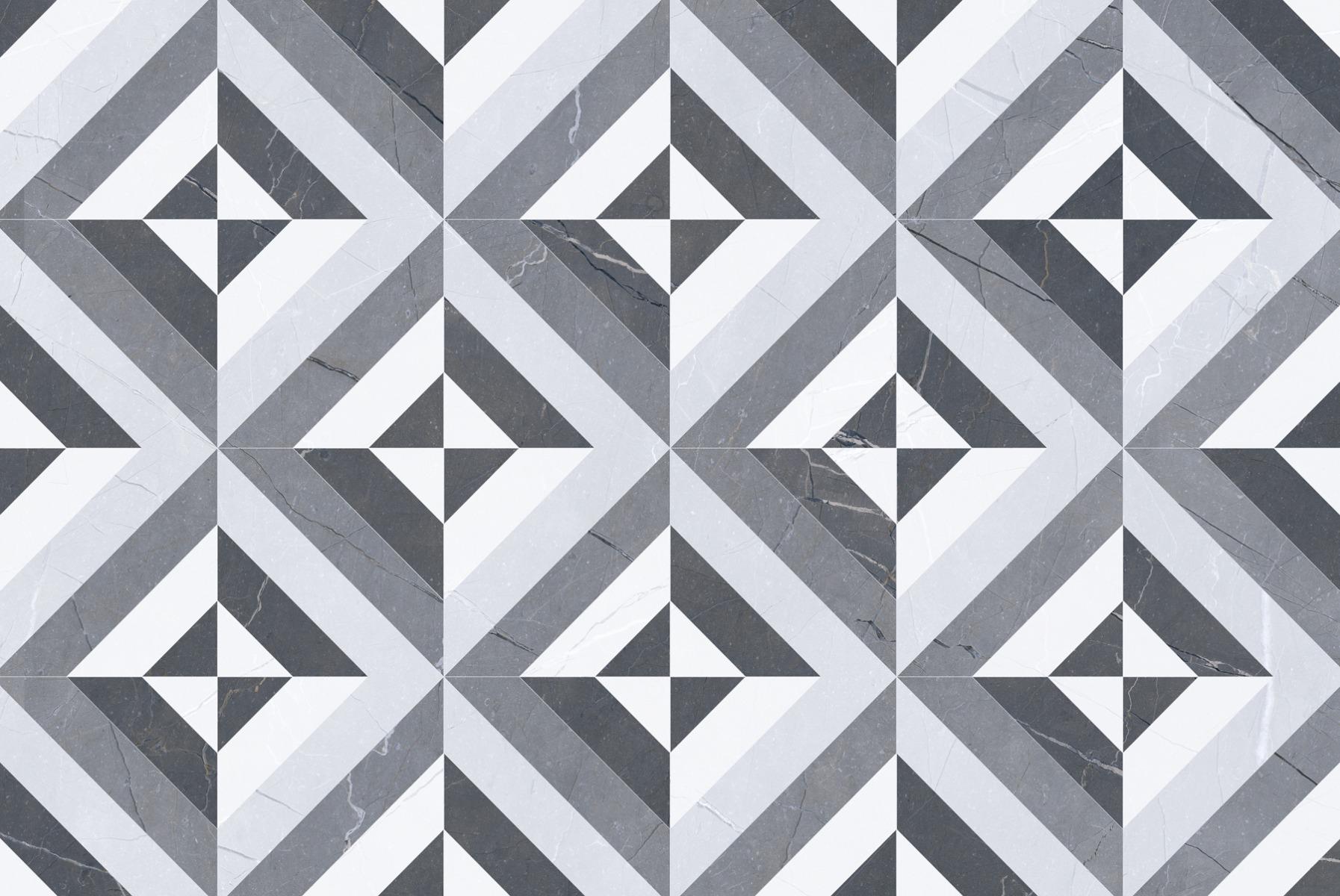 GFT SPH Multi Rhombus Grey HL