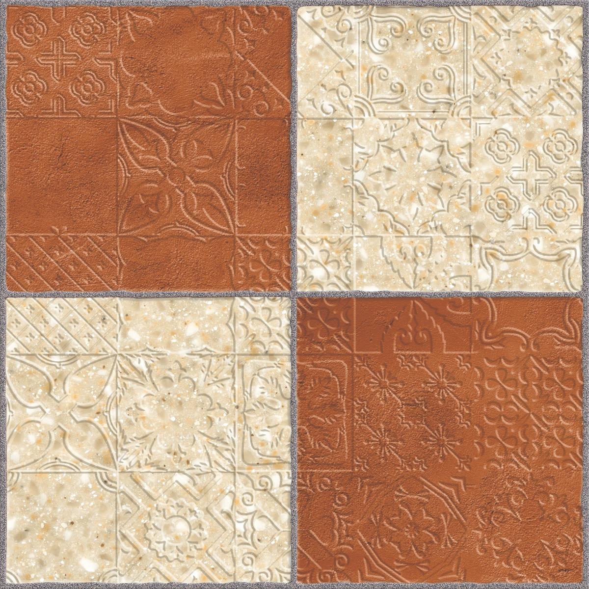 HRP Cobble Spanish Mosaic