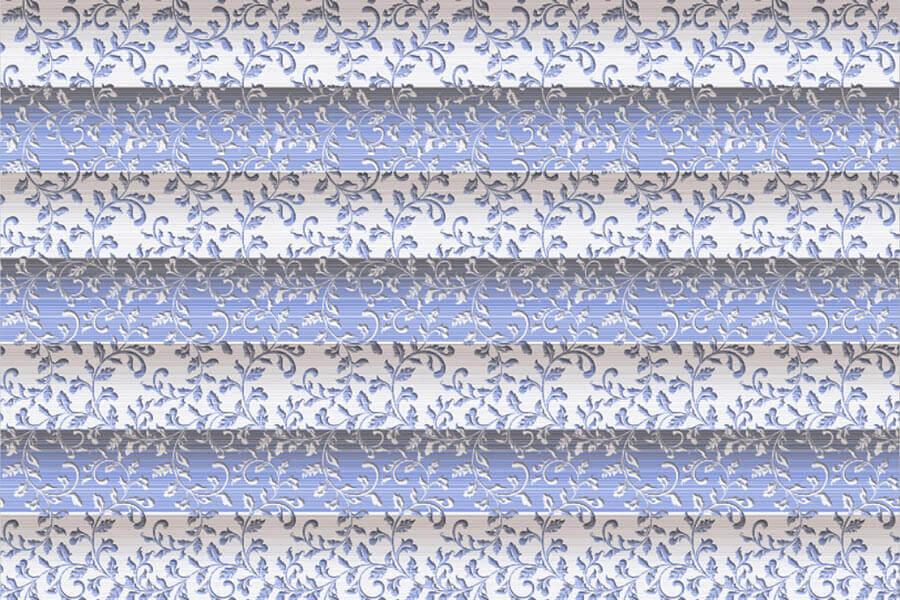 ODH Hanger Blue Flora HL