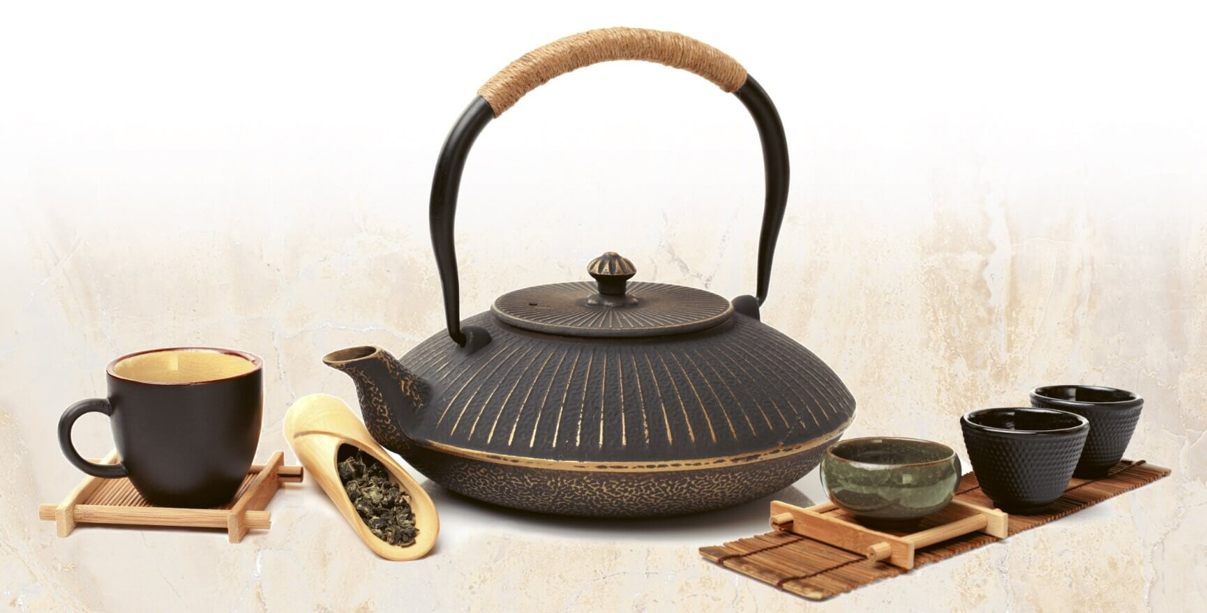 ODH Tea Pot Set Hl1