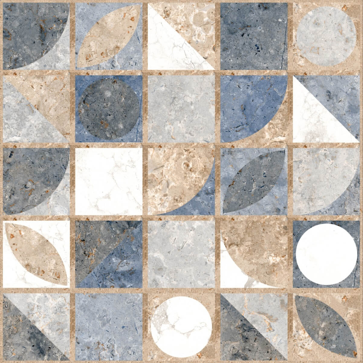 PGVT Geometric Marble