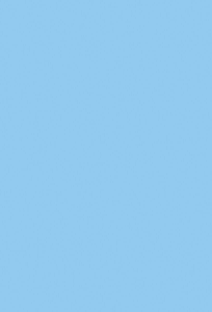 Plain Ocean Blue