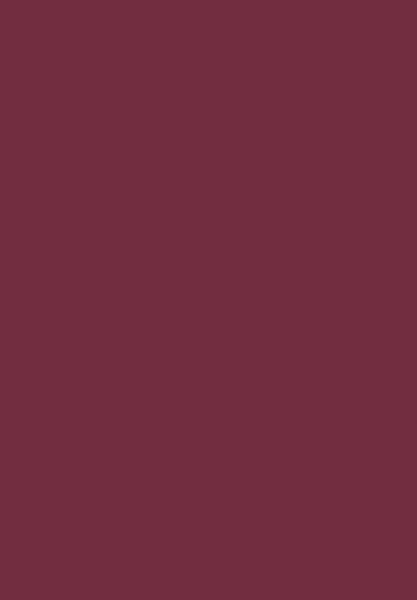Plain Burgundy