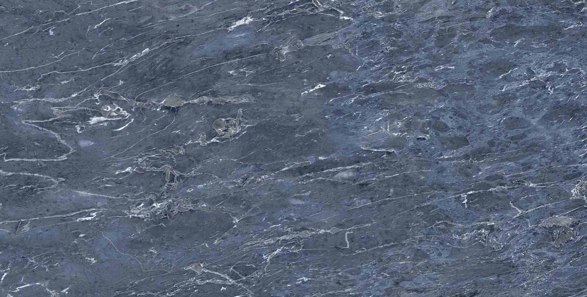Super Gloss Wave Blue Marble Blue