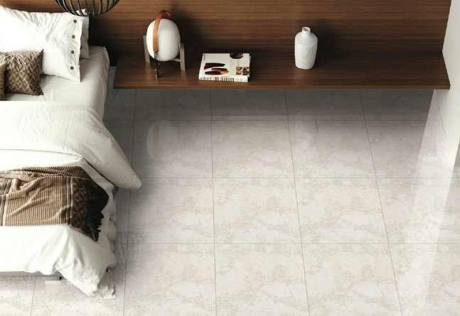 ZEN MERCURY WHITE Tiles