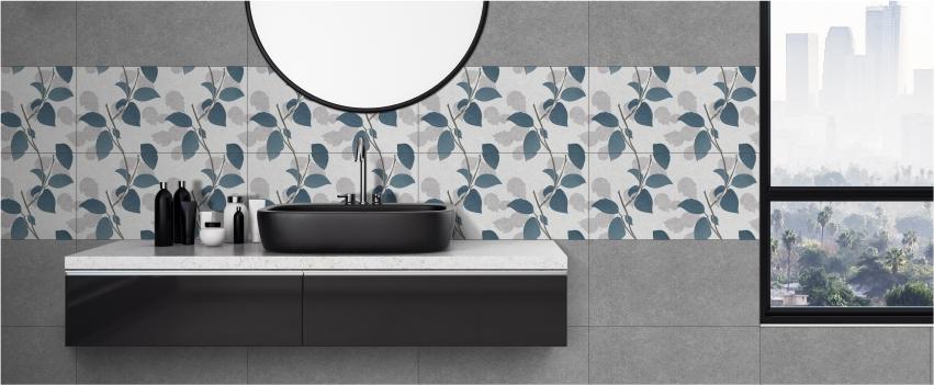 Bathroom Highlighter Tiles