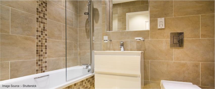 Mosaic Bathroom Wall Tiles