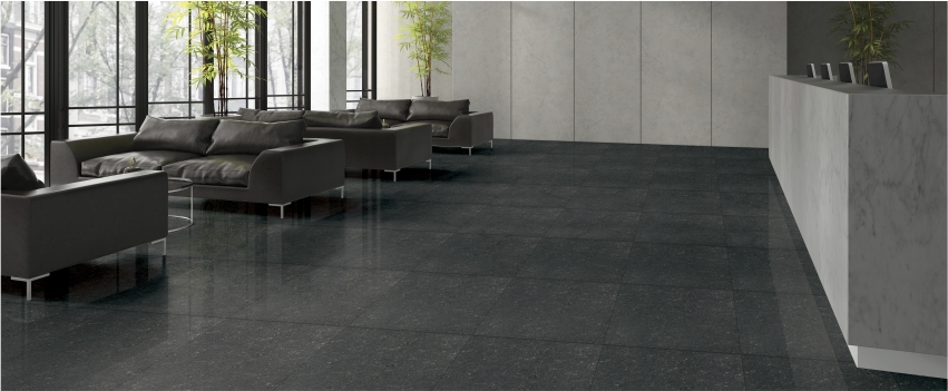 Paris Carbon Floor Tile